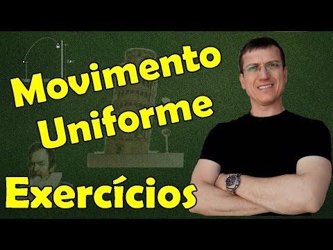 Movimento Uniforme II - Ultrapassagens e Encontros - CINEMÁTICA - Aula 5 - Questão 31 - Prof. Boaro