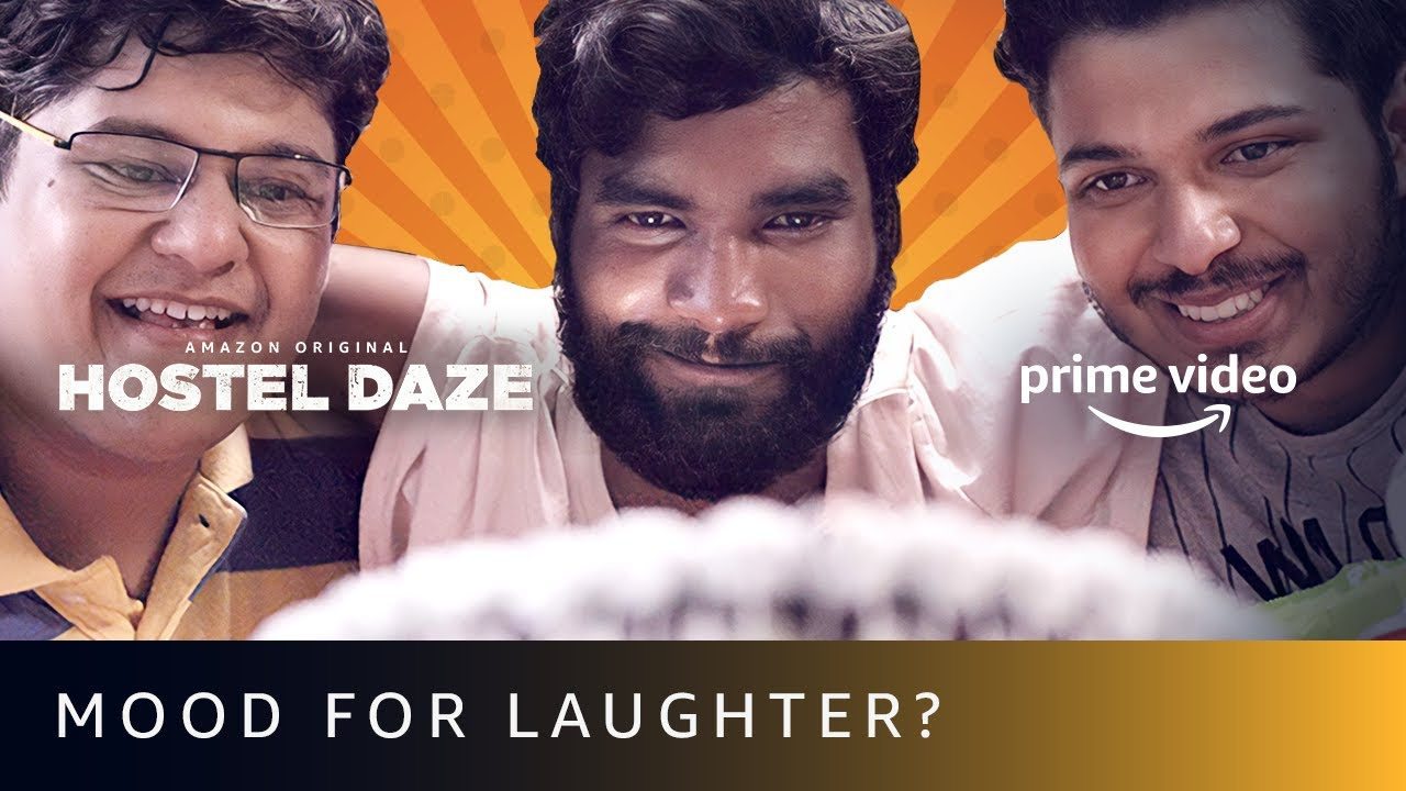 Mood For Laughter - Feat. Nikhil Vijay | Amazon Prime Video #shorts
