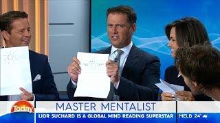 Mind Master Lior Suchard - Karl Stefanovic