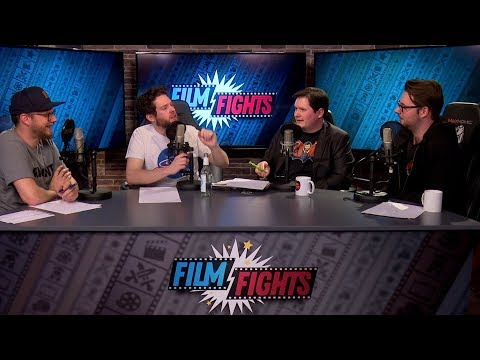Play Film Fights #2 mit Dominik Hammes | bester Spielberg- Film; schlechtester Film der letzten 15 Jahre