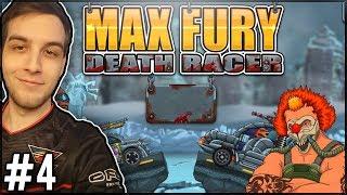 NO I TO SIĘ NAZYWA DEMOLKA! - Max Fury Death Racer #4