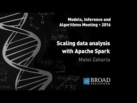 MIA: Matei Zaharia, Scaling analysis with Apache Spark; Tim Poterba, Jon Bloom, Distributed compute