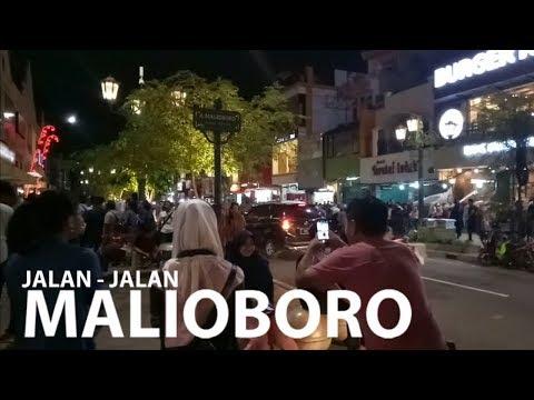 #vlog-jogjakarta-||-wisata-malioboro-pada-malam-hari