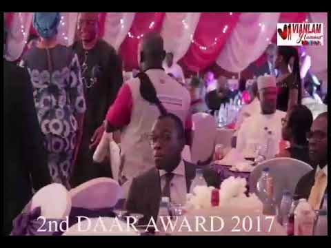 Glitz and Glamour from the 2nd DAAR Awards 2017 in Abuja. (VivianLam glamour Online Tv)