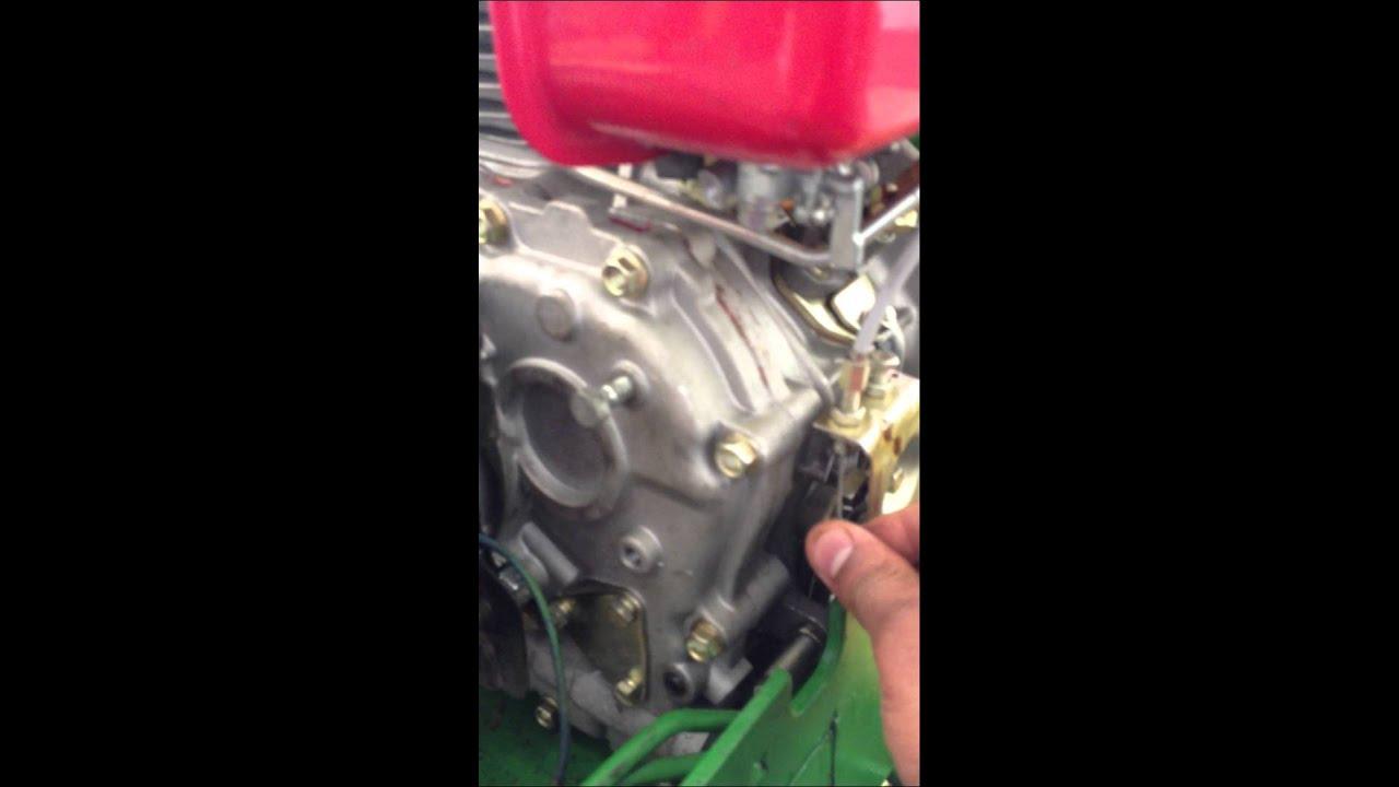 John Deere 140 H3 Diesel Swap V3