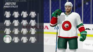 NHL 18 KHL-Teams:AK Bars Kazan-Tutorial