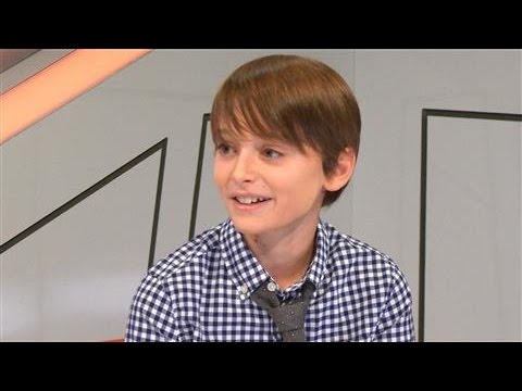 Meet 'Stranger Things' Star Noah Schnapp