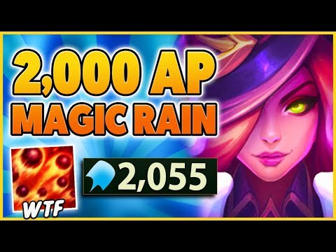 *50 KILLS* 5,000 DAMAGE RAIN ONE-SHOTS (2.1K AP) - BunnyFuFuu