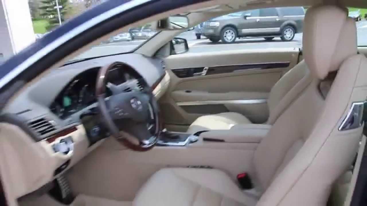 2011 mercedes-benz e-class e350 coupe   used mercedes dealer