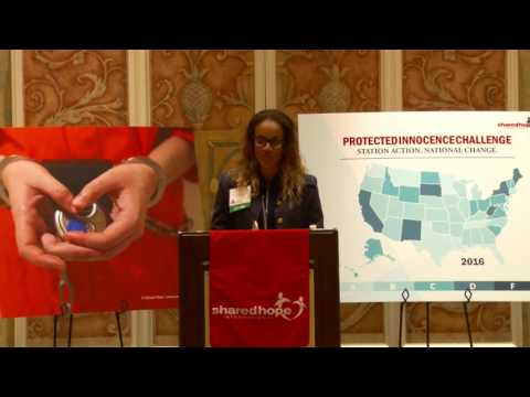 2016 Protected Innocence Challenge Press Conference - Shared Hope International