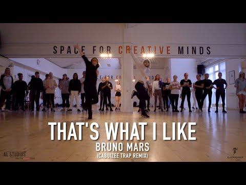 Sandra Brunnich & Tobias Ellehammer Choreography / That's What I Like - Bruno Mars (Remix)