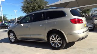 2014 Buick Enclave San Antonio, Houston, Austin, Dallas, Universal City, TX C80216A