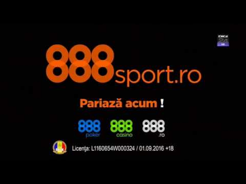 Reclama 888 sport Romania