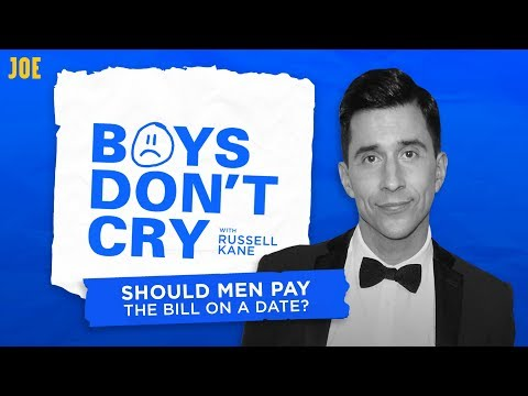 Russell Kane & Luisa Zissman: Should men pay the bill on a date? | Boys Don't Cry | S2 E1