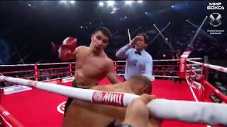 Нокауты Алексея Папина (9-0,8КО) | Мир бокса
