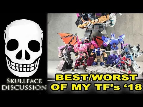 Best:Worst Of My Transformers Figures Of The Year