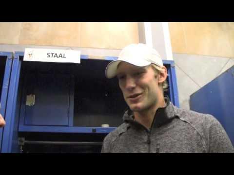 SportsDivas, Inc. Jordan Staal Interview