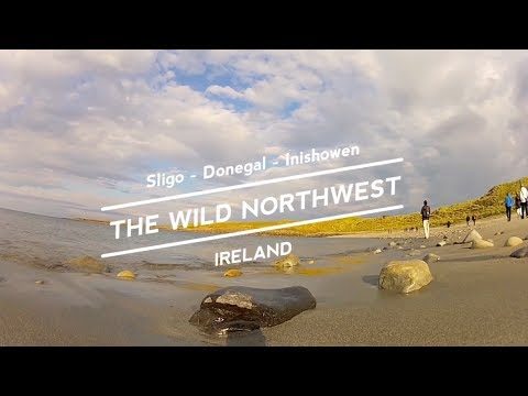 Wild Atlantic Way in Ireland - travel to Sligo, Donegal & Inishowen (Travel Video)