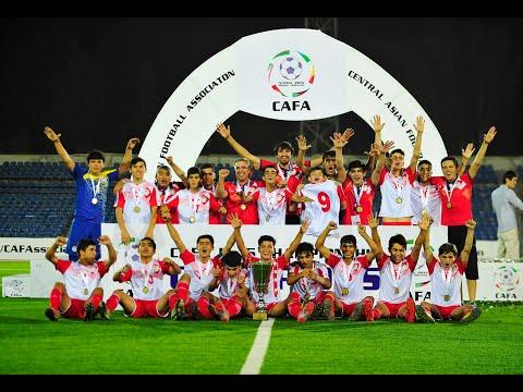 Юношеская сборная Таджикистана (U-16) стала победителем чемпионата CAFA-2019!