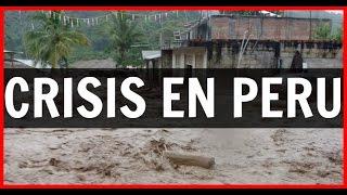 #Noticias #Peru Chosica fuertes #huaicos bloquearon la Carretera Central #PrayForPeru thumbnail