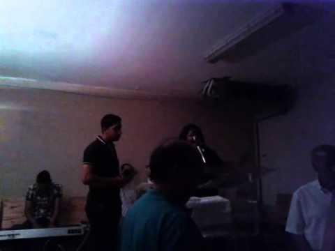 Hna Ely y José  . Alanbanzas