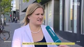 Katrin Ebner-Steiner zum Ergebnis der AfD bei der Landtagswahl in Bayern am 15.10.18