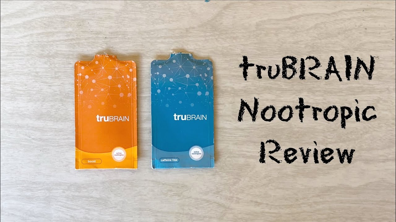 TruBrain Review: Nootropic Drinks for Procrastination