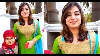 Nazriya Nazim New Look Goes Viral 2014
