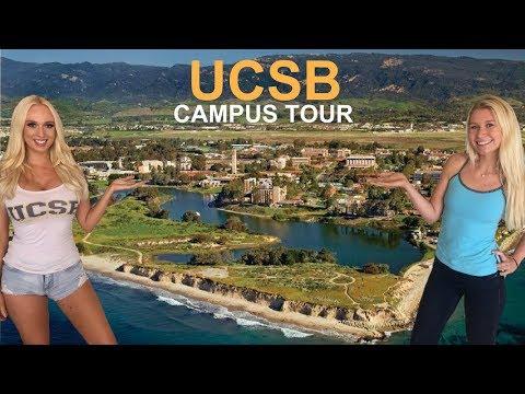 UCSB - Campus Tour + Q&A