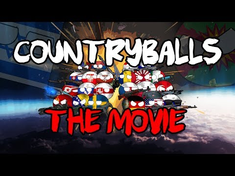 COUNTRYBALLS:THE MOVIE │Future of world...