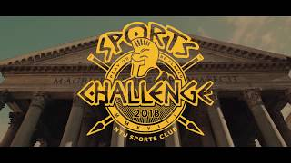 Sports Challenge 2018 Promotional Video
