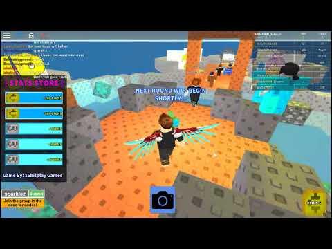 Roblox Skywars Codes 3 (2017) - YouTube