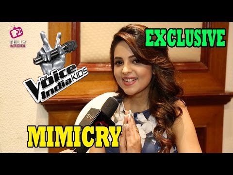 Candid Chat With Sugandha Mishra On Mimicry, Singing & Her Journey So Far! Telly Reporter Exclusive