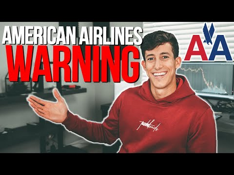 ✈️ AAL STOCK (AMERICAN AIRLINES) GOING BANKRUPT?