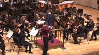 Tchaikovsky Violin Concerto, 3rd mvt, by Nathan Meltzer and the Evansville Philharmonic Orchestra