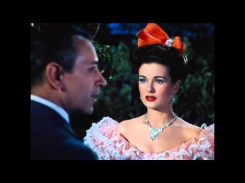 George Raft in Technicolor (lady marmalade)