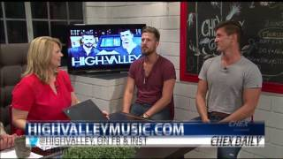 High Valley - CHEX Daily Interview