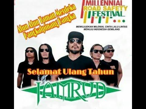 Jamrud - Selamat Ulang Tahun (Live In Alun Alun Taman Merdeka Pangkalpinang 2019)