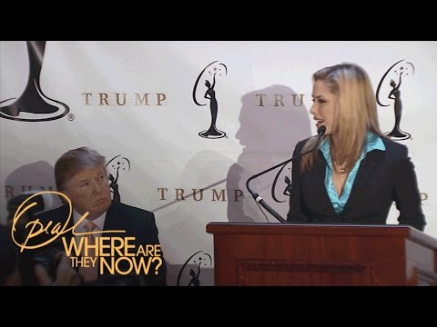 Former Miss USA Tara Conner's Thoughts On Donald Trump | Where Are They Now | Oprah Winfrey Network