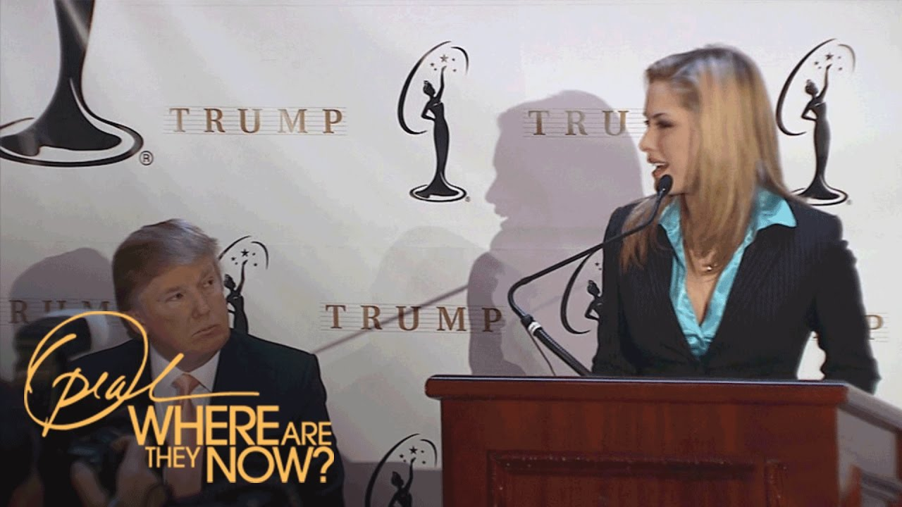 Former Miss USA Tara Conner's Thoughts on Donald Trump