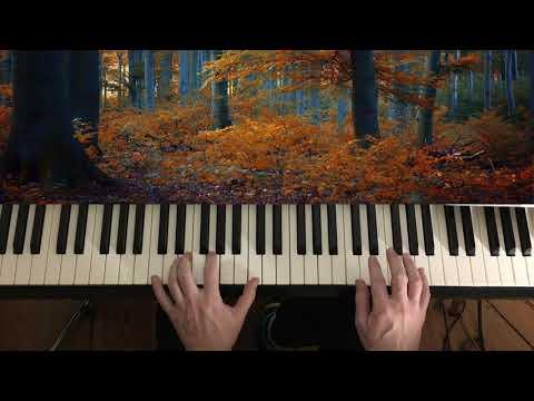 Serenity 3 Learn Beautiful Calm Piano Improvisation