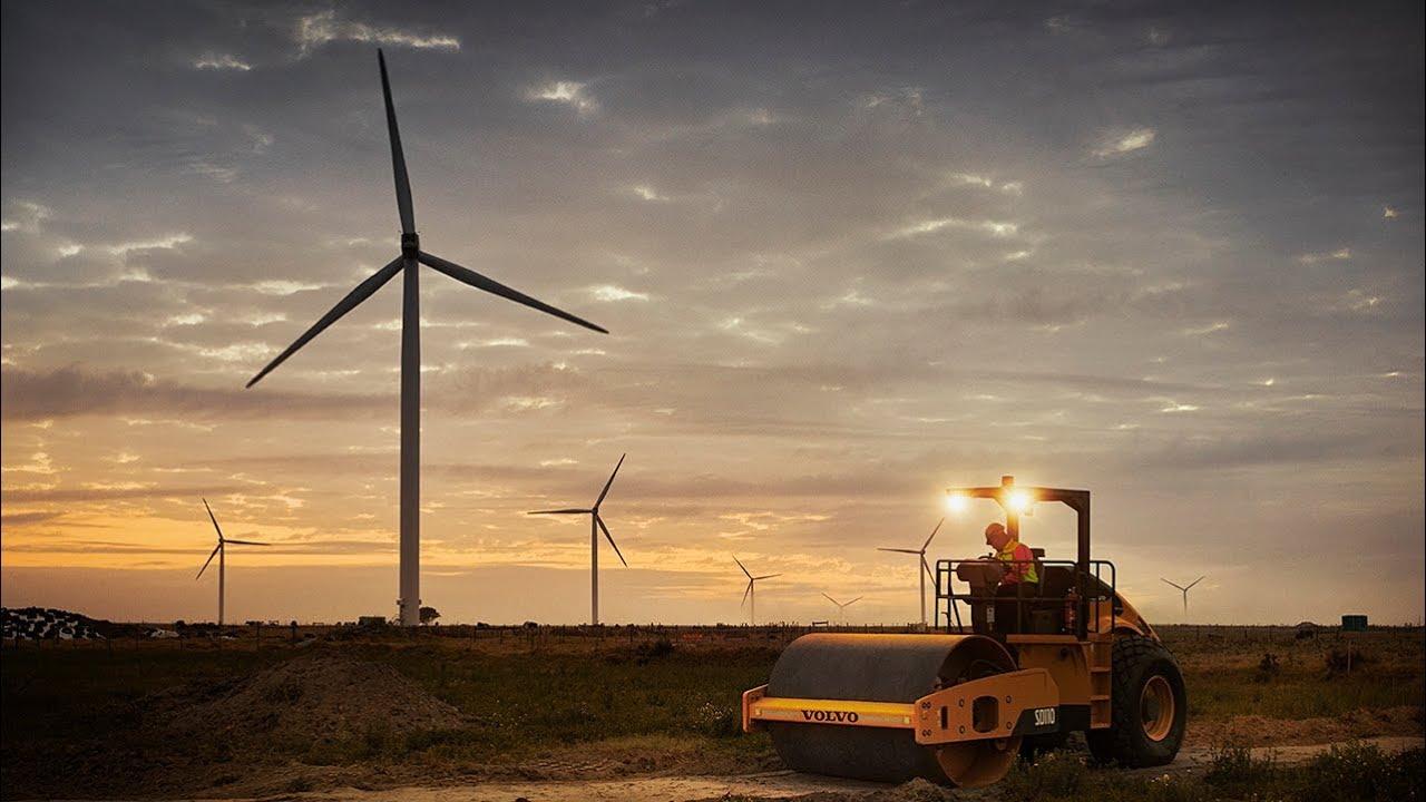 Kouga Wind Farm, South