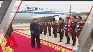 Trump-Kim summit: Hero's welcome for Kim Jong Un as he returns to Pyongyang