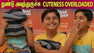 Cuteness OverLoaded | FunFilled Interview Bow Bow Team