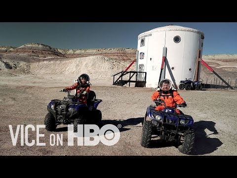 The New Space Race & Closing Gitmo (VICE on HBO: Season 4, Episode 18)