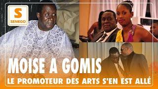 Décès Moise Ambroise Gomis Gomis: le promoteur des arts s'en est allé...