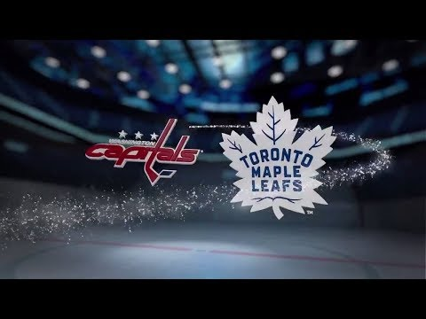 Washington Capitals vs Toronto Maple Leafs - November 25, 2017 | Game Highlights | NHL 2017/18.Обзор