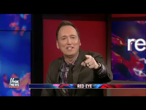 'Red Eye' says farewell to the fans and Fox News