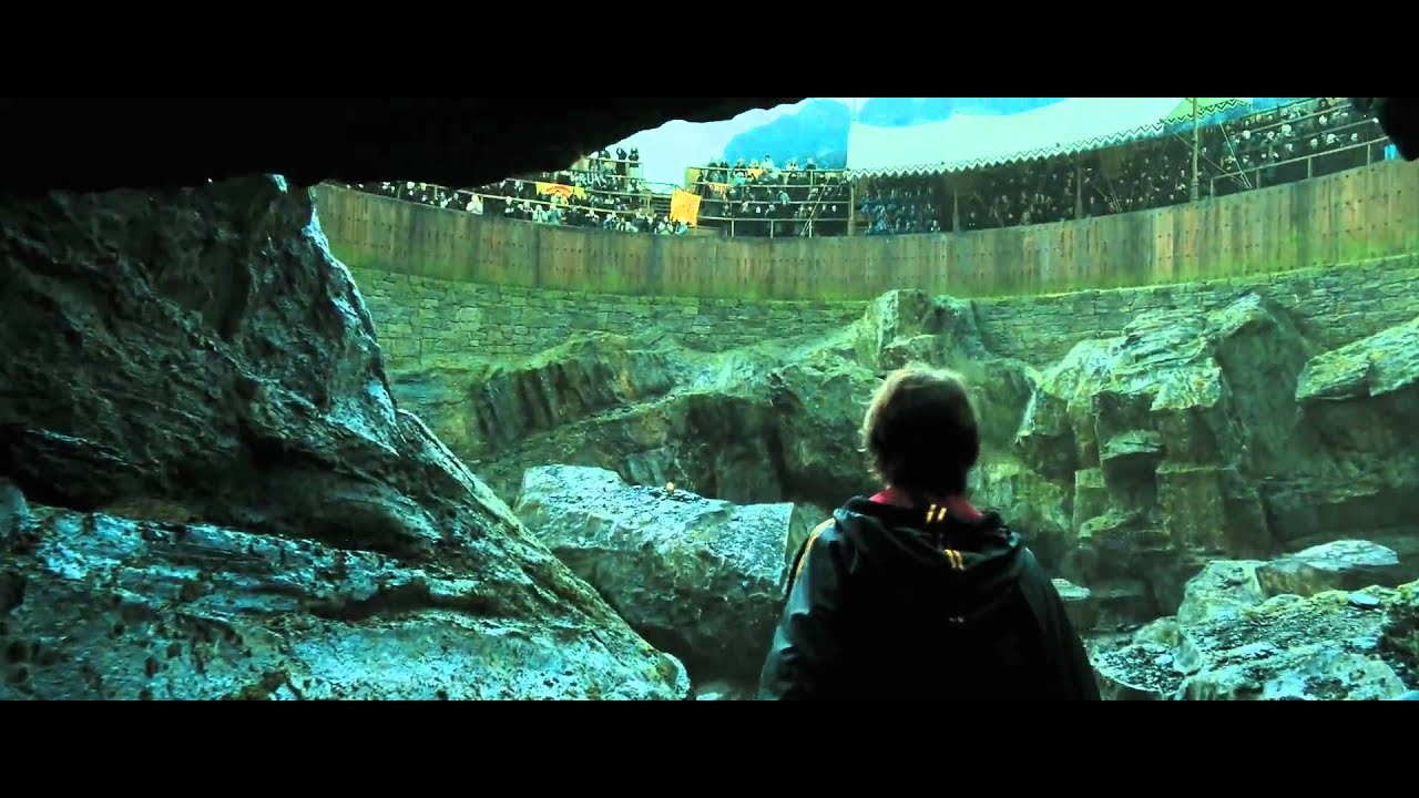 Harry Potter And The Goblet Of Fire 2005 Hd Trailer Youtube