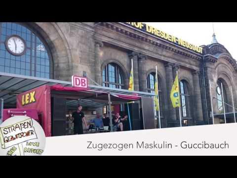 Zugezogen Maskulin - Guccibauch (Live in Dresden am 29.08.2015)